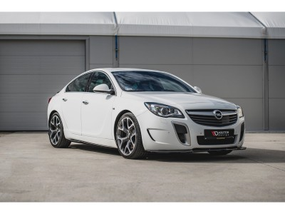 Opel Insignia A OPC Matrix Side Skirt Extensions
