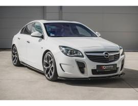 Opel Insignia A OPC Matrix2 Front Bumper Extension