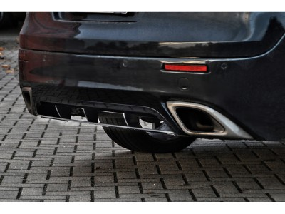 Opel Insignia A OPC Racer Rear Bumper Extension