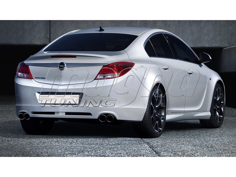 Opel Insignia A SX Rear Bumper