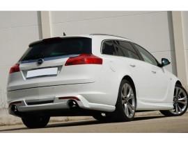 Opel Insignia A SportsTourer K2 Rear Bumper Extension