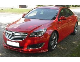 Opel Insignia A Verus-X Front Bumper Extension