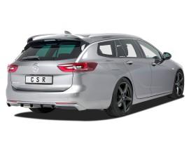 Opel Insignia B CX Rear Bumper Extension