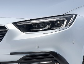Opel Insignia B Cyber Eyebrows
