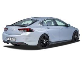 Opel Insignia B Cyber Rear Bumper Extension