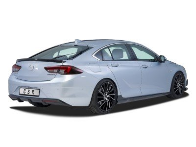 Opel Insignia B Cyber Rear Bumper Extension