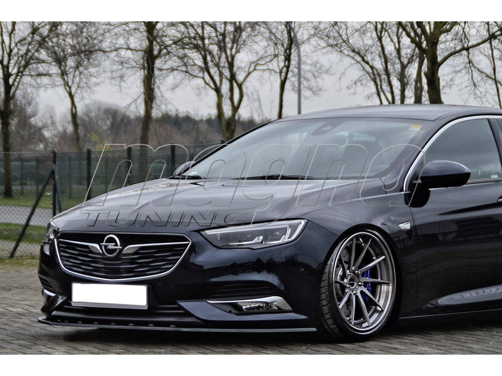 Opel Insignia B Intenso Front Bumper Extension