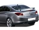 Opel Insignia GT Rear Wing