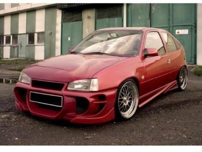 Opel Kadett E Bara Fata Extreme