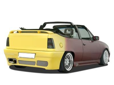Opel Kadett E Bara Spate GT5 cu Suport Placa Inmatriculare