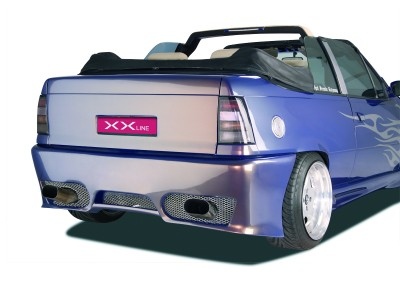 Opel Kadett E Bara Spate XXL-Line