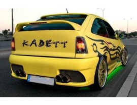 Opel Kadett E Extreme Rear Bumper