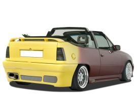 Opel Kadett E GT5 Rear Bumper