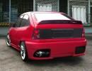 Opel Kadett E Street Rear Bumper