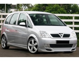 Opel Meriva A J-Style Front Bumper Extension