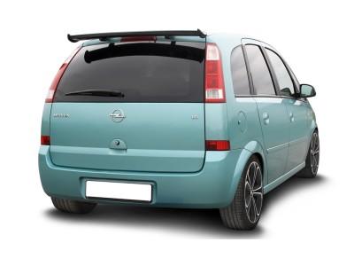 Opel Meriva A RX Rear Wing