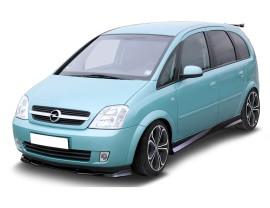 Opel Meriva A Speed Side Skirts