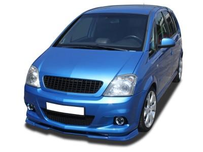 Opel Meriva A VX Front Bumper Extension