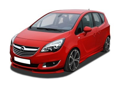 Opel Meriva B GT5 Side Skirts