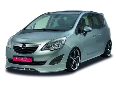 Opel Meriva B NewLine Front Bumper Extension