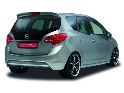 Opel Meriva B NewLine Heckansatz