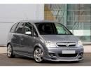 Opel Meriva Facelift Body Kit J-Style