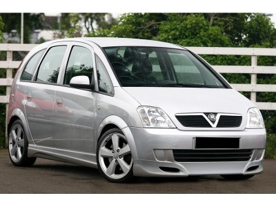 Opel Meriva J-Style Front Bumper Extension