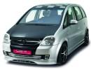 Opel Meriva NewLine Front Bumper Extension