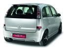 Opel Meriva NewLine Rear Bumper Extension