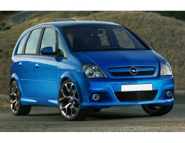 Opel Meriva S-Line Front Bumper