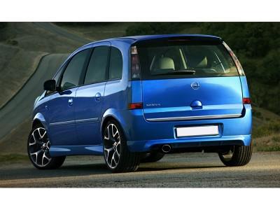 Opel Meriva S-Line Rear Bumper