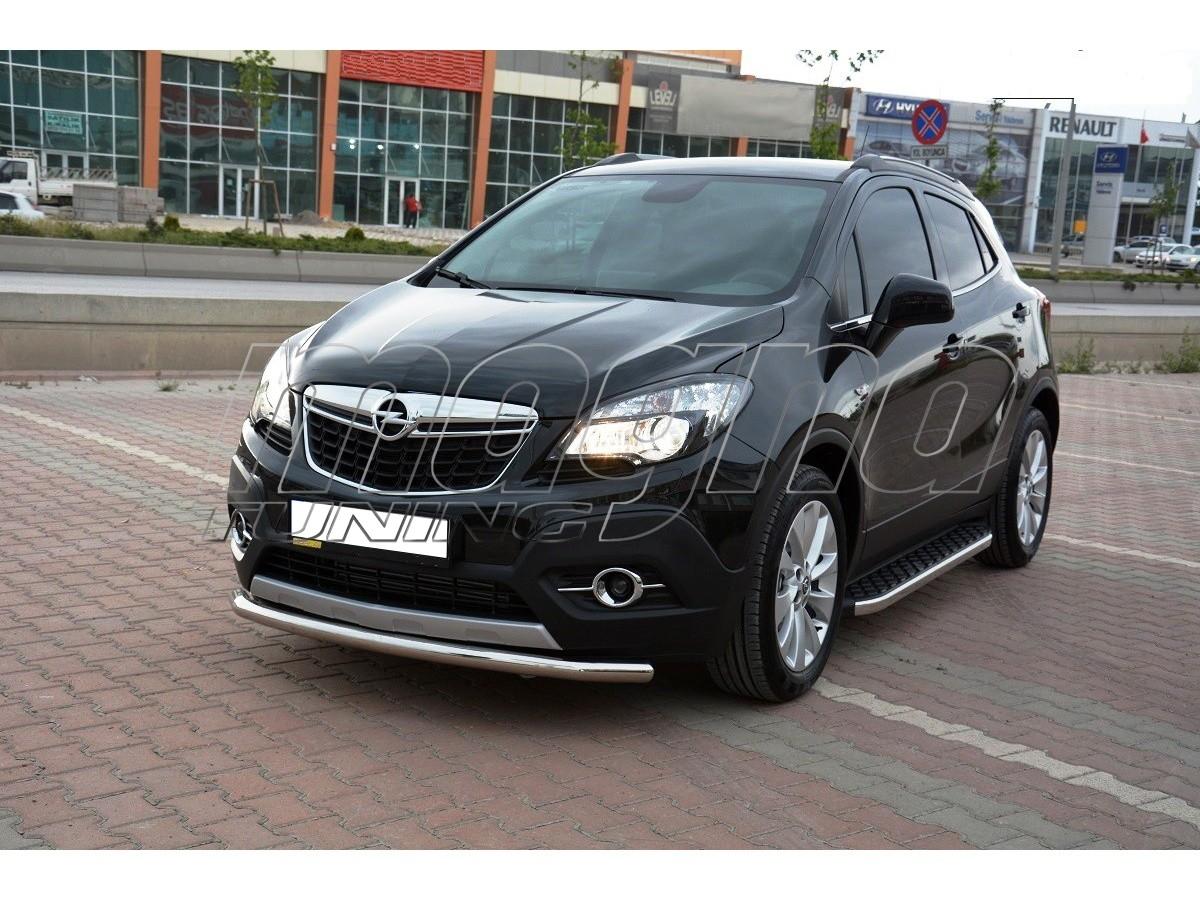 Opel Mokka Helios Trittbretter