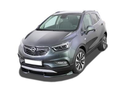 Opel Mokka X V2 Front Bumper Extension