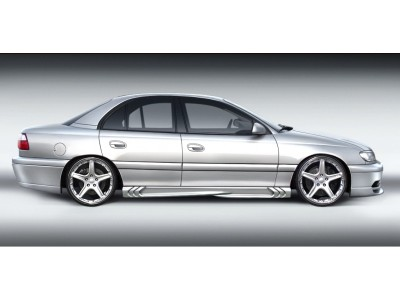Opel Omega B Power Side Skirts