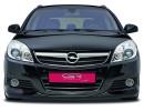 Opel Signum Facelift OPC-Design Front Bumper Extension