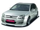 Opel Signum XL-Line Front Bumper Extension