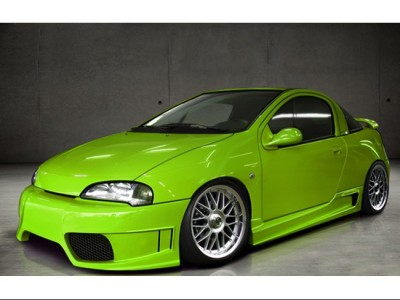 Opel Tigra A F-Style Side Skirts