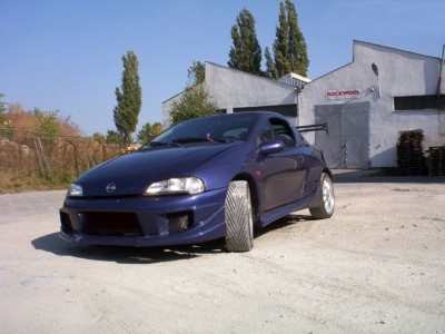 Opel Tigra A Warp Body Kit