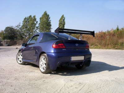 Opel Tigra A Warp Rear Bumper