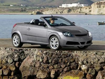Opel Tigra Twin Top Bara Fata EDS