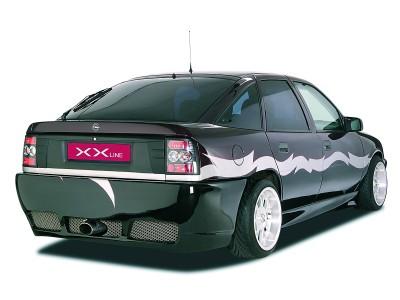 Opel Vectra A Hatchback XX2 Rear Bumper