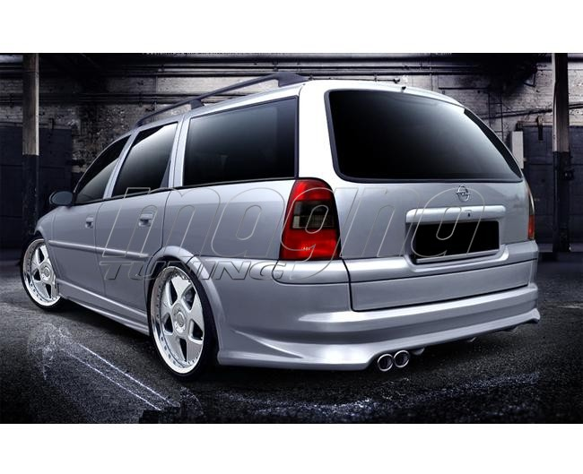 opel vectra b caravan quake rear bumper. Black Bedroom Furniture Sets. Home Design Ideas