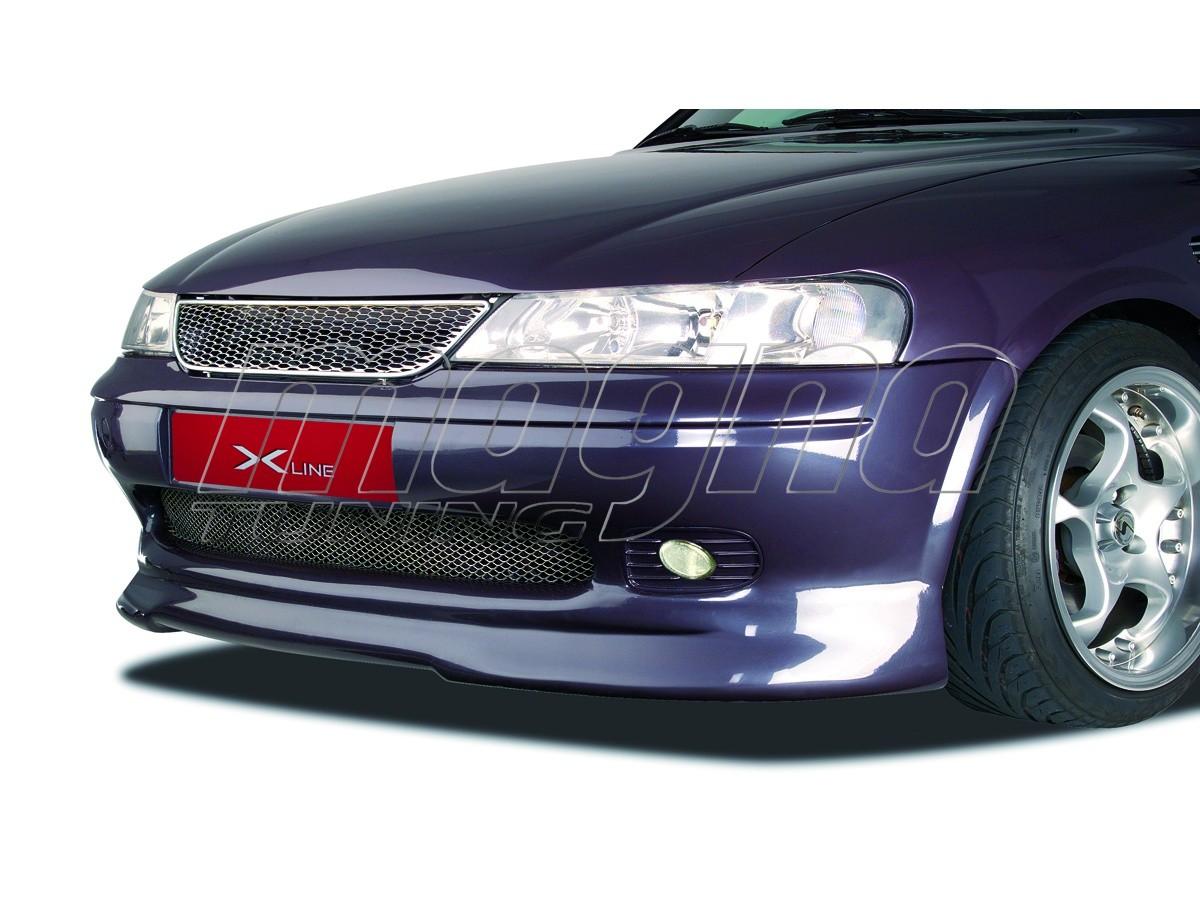 Opel Vectra B Extensie Bara Fata XL-Line