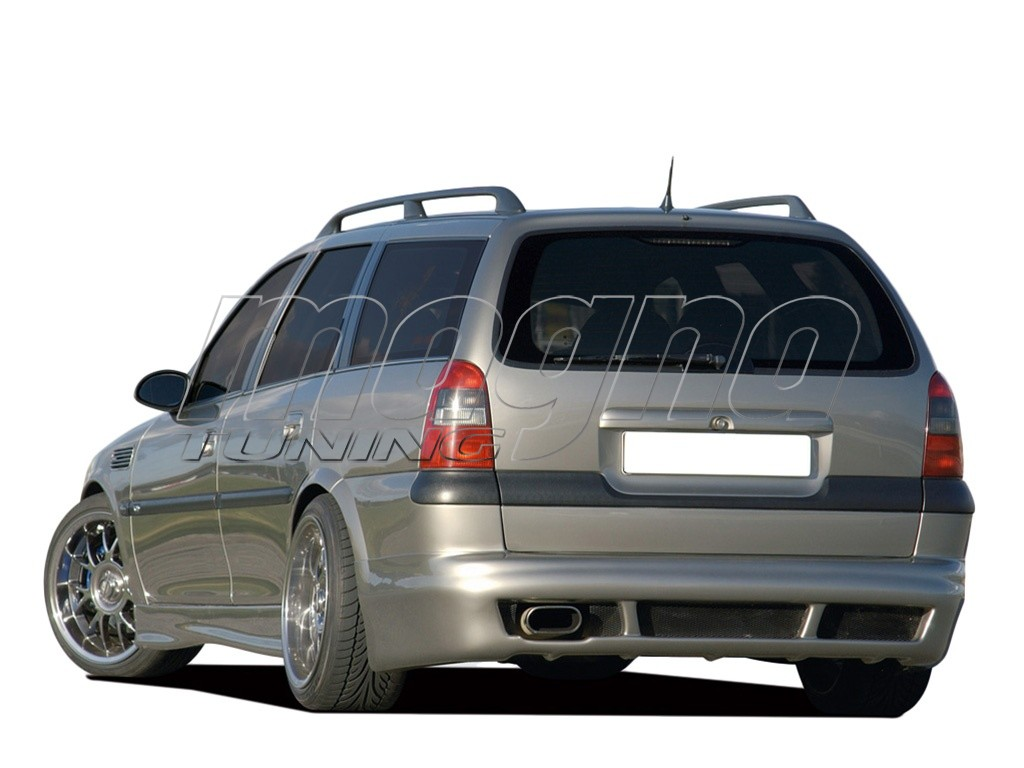 Opel Vectra B Extensie Bara Spate RX
