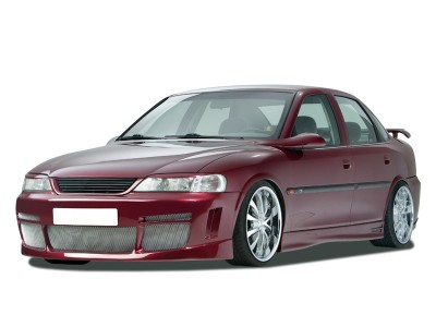 Opel Vectra B GTX-Race Front Bumper with Side Vents