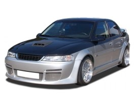 Opel Vectra B Wide Body Kit cu Suport Placa Inmatriculare WideRacer