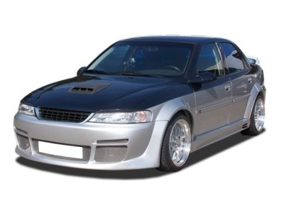 Opel Vectra B WideRacer Wide Body Kit with Number Plate Support