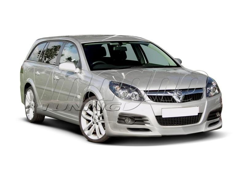 Opel Vectra C Caravan Body Kit J-Style