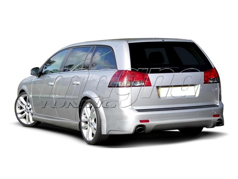 Opel Vectra C Caravan Extensie Bara Spate J-Style