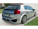 Opel Vectra C Caravan X-Tech Rear Bumper